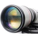 キヤノン Canon EF 300mm F4L USM 高級単焦点レンズ カメラ