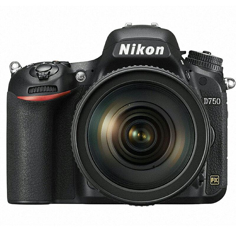 72時間限定!エントリーでポイント5倍 【送料無料】Nikon ニコン デジタル一眼レフカメラ D750 24-120 VR レンズキット 【キャッシュバック キャンペーン ¥30,000 対象!】