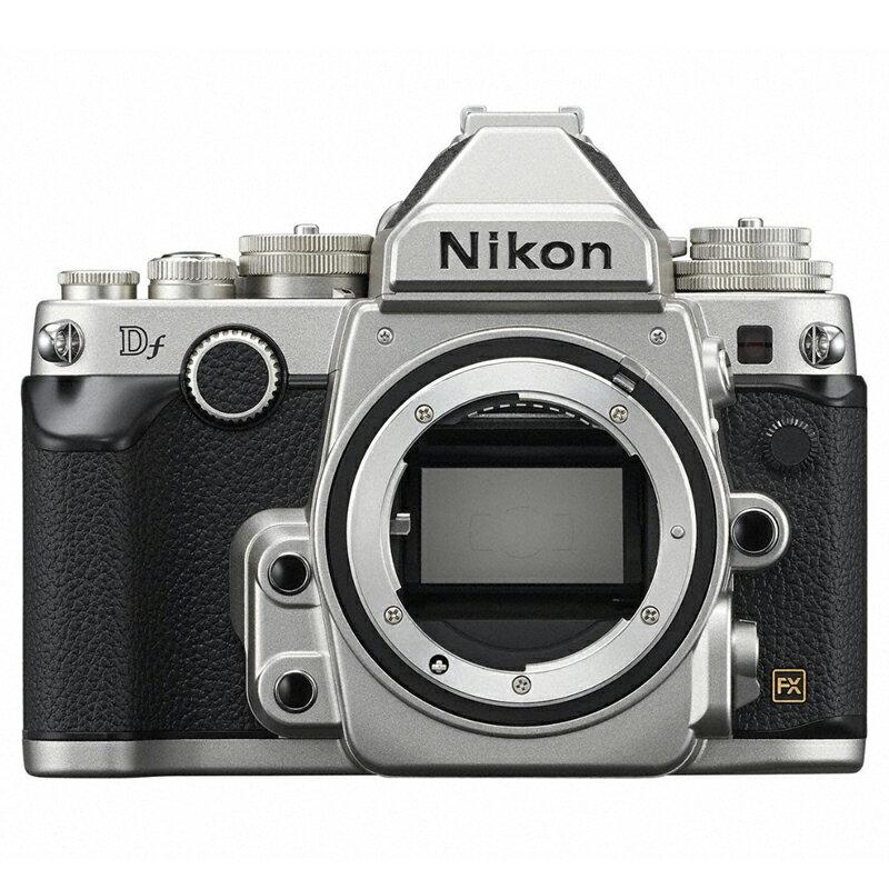 【送料無料】Nikon ニコン デジタル一眼レフカメラ Df ボディ シルバー