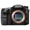 【予約商品】【送料無料】 SONY ソニー デジタル一眼レフカメラ α99 II ボディ( ILCA-99M2 )