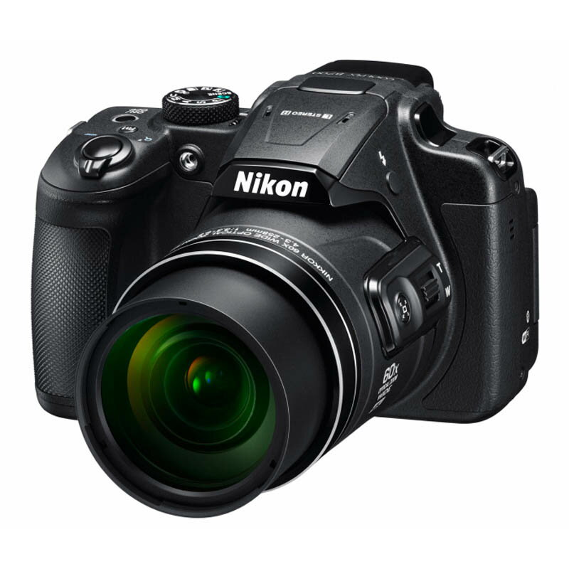 72時間限定!エントリーでポイント5倍【送料無料】Nikon ニコン コンパクトデジタルカメラ COOLPIX B700 ブラック クールピクス