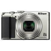 【送料無料】Nikon ニコン コンパクトデジタルカメラ COOLPIX A900 シルバー クールピクス