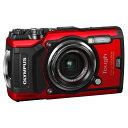 OLYMPUS オリンパス コンパクトデジタルカメラ STYLUS TG-5 Tough レッド スタイラス
