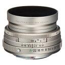 PENTAX ペンタックス smc PENTAX-FA 43mm F1.9 Limited シルバー 標準単焦点レンズ