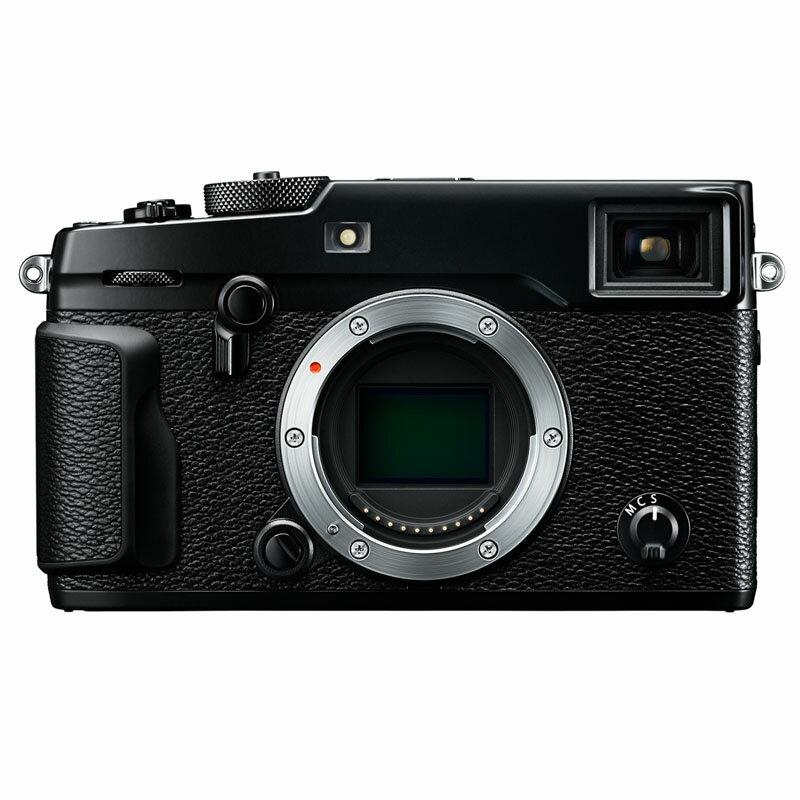 72時間限定!エントリーでポイント5倍 【送料無料】FUJIFILM フジフイルム ミラーレス一眼カメラ X-Pro2 ボディ ブラック 【ムック本プレゼント!】