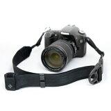 <公式>伸縮自在のカメラストラップ!/diagnl(ダイアグナル)/Ninja Camera Strap(ニンジャカメラストラップ)38mm Black {一眼レフ}{伸縮自在}{