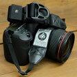 <公式>数量限定で復活!/Diagnl×Fredrik Packers×Bonzai paint/Ninja Camera Strap(ニンジャカメラストラップ)38mm black
