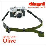 <公式>数量完全限定!!オフィシャル特注カラー/diagnl(ダイアグナル)/Ninja Camera Strap(ニンジャカメラストラップ)25mm olive