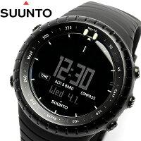 スントSUUNTOコアCore腕時計SS014279010AllBLACKオールブラック市原隼人着用モデル