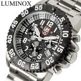 ルミノックス LUMINOX LUMI-NOX ルミノックス ネイビーシールズ ミリタリー メンズ 腕時計 クロノグラフ クロノ 3182 うでどけい Men's