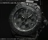 ルミノックス LUMINOX LUMI-NOX ルミノックス ネイビーシールズ ミリタリー ブラックアウト メンズ 腕時計 クロノグラフ クロノ 3182.BO うでどけい Men's【FS_708-9】KY