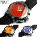 【腕時計】【メンズ】メンズ腕時計 RESET メンズ 腕時計 ミリタリー・ミリタリ ウォッチ うでどけい MEN'S