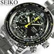 セイコー腕時計 クロノグラフ SEIKO メンズ 腕時計 セイコー腕時計 SNA411【送料無料】セイコー パイロットクロノグラフ メンズ腕時計 MEN'S うでどけい【セイコー・クロノグラフ】【0405_腕時計】