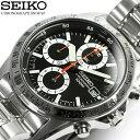 SEIKO セイコー クロノグラフ メンズ 腕時計 ウォッチ うでどけい Men's クロノ 海外モデル SND371【逆輸入】