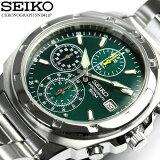 SEIKO セイコー 逆輸入 クロノグラフ メンズ 腕時計 ウォッチ うでどけい Men''s クロノ 海外モデル 1/20秒高速測定モデル SND411【逆輸入】【0405腕時計】