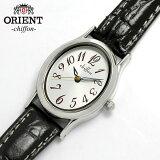 オリエント×シフォン レディース腕時計 レザー レディース 腕時計 ORIENT オリエント レザー かわいい 腕時計 うでどけい レディス