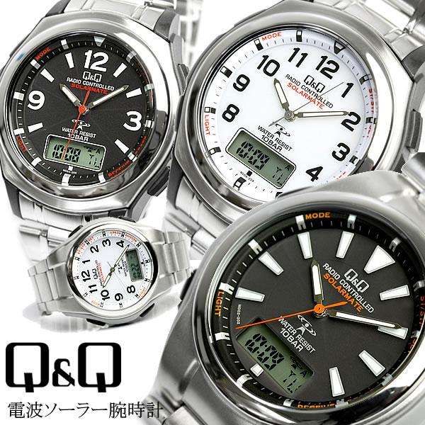 シチズン CITIZEN ソーラー電波 電波時計 腕時計 電波ソーラー腕時計 メンズ 腕時…...:cameron:10000286