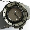 【送料無料】【テンデンス】【Tendence】 腕時計 メンズ G-52シリーズ 02103001 うでどけい MEN'S ウォッチ グレー ラバー 20気圧防...
