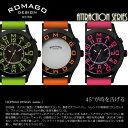 【ROMAGO/ロマゴ デザイン】 腕時計 レディース ミラーウォッチ アトラクションシリーズ スイス 男女兼用 メンズ RM015-0162ST うでどけい
