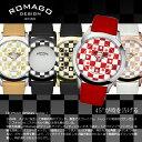 【ROMAGO/ロマゴ デザイン】 腕時計 レディース ミラーウォッチ ファッションコードシリーズ スイス RM052-0314ST うでどけい