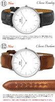 【送料無料】【3年保証】ダニエルウェリントン腕時計ローズゴールド36mm石原さとみ着用本革レザーベルトレディースメンズクラシックブランド人気ウォッチギフトDanielWellington0507DW0508DW0510DW0511DW