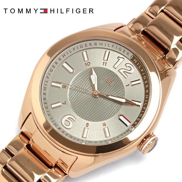 【送料無料】【TOMMY HILFIGER】【トミーヒルフィガー】 腕時計 レディース  女性用 トミー ステンレス 時計 tommy hilfiger うでどけい 1781369 【送料無料】【TOMMY HILFIGER】【トミーヒルフィガー】 腕時計 レディース  女性用 トミー ステンレス 時計 tommy hilfiger うでどけい 1781369【かわいい】