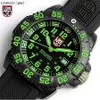 【送料無料】LUMINOX ルミノックス ネイビーシールズ カラーマークシリーズ 腕時計 メンズ グリーン 3067 LUMI-NOX うでどけい ウォッチ M'ens ミリタリーウオッチ