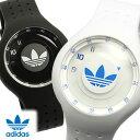 【ADIDAS】 アディダス イプスウィッチ IPSWICH 腕時計 メンズ レディース ユニセックス シリコンベルト ブラック ホワイト 防水 ウォッチ ADH3058 ADH3059