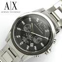 【送料無料】アルマーニ エクスチェンジ ARMANI EXCHANGE クロノグラフ 腕時計 メンズ AX2092 うでどけい 男性用 MEN'S クロノ