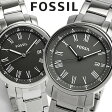【FOSSIL】 フォッシル 腕時計 メンズ ブラック グレー メタル 5気圧防水 BQ1010 BQ1013 海外限定モデル 人気 ブランド ウォッチ Men's うでとけい