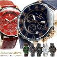 【Salvatore Marra】 サルバトーレマーラ 腕時計 メンズ クロノグラフ 10気圧防水 コンビベルト SM15104 人気 ブランド ウォッチ うでどけい MEN'S