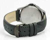 【TIMEX】タイメックス腕時計メンズレトログレードマルチファンクションカレンダー本革レザーT2P178うでどけいMEN'Sウォッチ