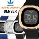 ADIDAS アディダス DENVER デンバー 腕時計 デジタル クオーツ 10気圧防水 ストップウォッチ アラーム タイマー カレンダー シリコン ADIDAS12