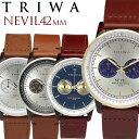 TRIWA/トリワ NEVIL 腕時計 クロノグラフ メンズ レディース ユニセックス ステンレス