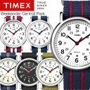 【送料無料】TIMEX Weekender Central ...