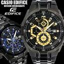 楽天CAMERON【送料無料】CASIO カシオ EDIFICE エディフィス クオーツ 腕時計 ウォッチ メンズ 男性用 クロノグラフ 10気圧防水 EFR-539BK-1A2