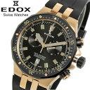 ≪6980円割引≫【楽天スーパーSALE】【送料無料】EDOX エドックス デルフィン 腕時計 メン...