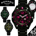 ROMAGO ロマゴ デザイン 腕時計 ウォッチ メンズ 男性用 ミラーウォッチスイス クォーツ ステンレスベルト RM022-0240SS
