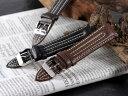 【マラソン限定!最大1000円クーポン】本革腕時計バンド カーフステッチ 腕時計ベルト 腕時計用 替えベルト 牛革バンド カーフ腕時計バンド 牛革ベルト カーフベルト レザーベルトウォッチ うでどけい【20mm,22mm】