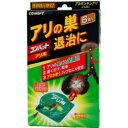 アリ用コンバットα 6個入 KINCHO【金鳥】 置くだけ簡単蟻の巣ごと退治!