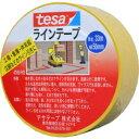tesa【テサ】 ラインテープ 黄色 50mm×33m テサテープ [4169PV8]