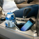 Star Wars スターウォーズ R2-D2 USB 車載充電器 iPhon iPad Androido対応 R2D2