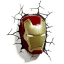 アイアンマン Iron Man 3 3D Deco Mask 3D Light FX