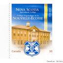 カナダ切手 ノバスコシア農業大学100周年記念 1枚...