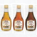 【専門店セット】メープルシロップ味比べ カナダ産 100%ピュア メープルシロップ