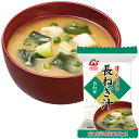 [stock disposal] miso soup alignment miso [comfortable ギフ _ expands 】]] of 8.5 g of ten *6 long leeks juice treasuring [miso soup set instant miso soup head leek relievedly a lot of Amano foods freeze dry