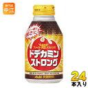 アサヒ ドデカミン ストロング 300ml ボトル缶 24本入〔ビタミン飲料 炭酸飲料〕