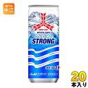 アサヒ 三ツ矢サイダー ゼロストロング 250ml 缶 20本入