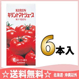 6 giraffe tomato juice 1000mlLL slim pack Motoiri []