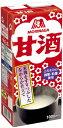 森永製菓 甘酒 1L紙パック 6本入〔MORINAGA あま酒 1000ml紙パック ストレートタイプ 大容量 期間限定 健康飲料〕